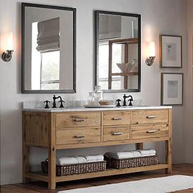 muebles de baño Orientales